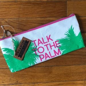 Handbags - Talk to the palm pencil case